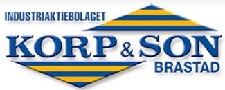 Korp & Son Industri AB logo