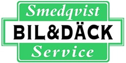 Smedqvist Bil & Däck AB logo