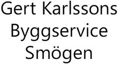 Gert Karlssons Byggservice Smögen logo