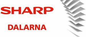 Sharp Dalarna, Kontor & Miljö i Borlänge AB logo