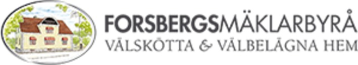 Forsbergs Mäklarbyrå AB logo