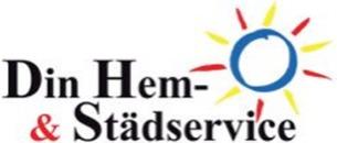 Din Hem och Städservice i Motala AB logo