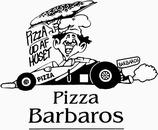 Pizza Barbaros logo