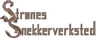 Strønes Snekkerverksted AS logo