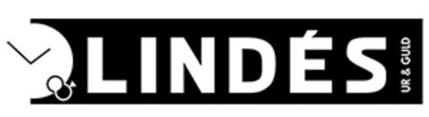 Lindés Ur & Guld logo