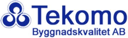Tekomo Byggnadskvalitet AB logo
