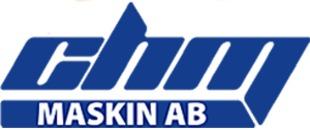 CHM Maskin AB logo