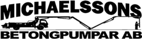 Michaelssons Betongpumpar AB logo
