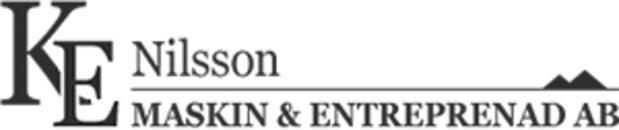 Maskin & Entreprenad Nilsson K-E logo