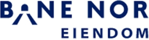 Bane NOR Eiendom avd Kristiansand logo