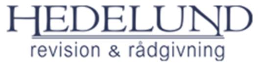 Hedelund revision & rådgivning logo