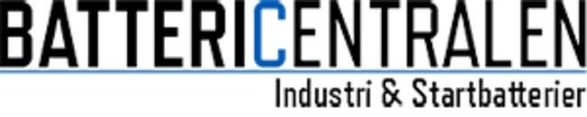 Battericentralen logo