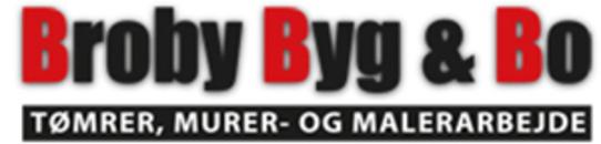 Broby Byg & Bo logo