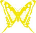 Fjäril i Sälen logo
