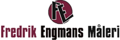 Fe Måleri, AB logo