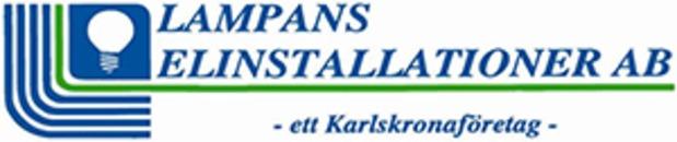 Lampans Elinstallationer AB logo