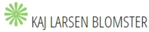 Kaj Larsen Blomster logo