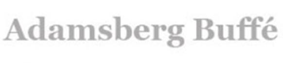 Adamsberg Buffé logo