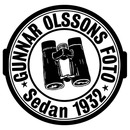 Gunnar Olssons Foto logo