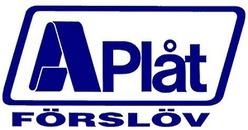 A-Plåt i Förslöv AB logo
