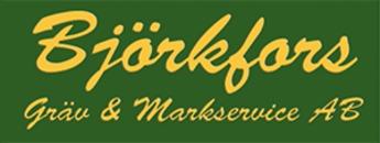 Björkfors Gräv & Markservice AB logo