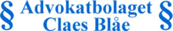Advokatbolaget Claes Blåe logo