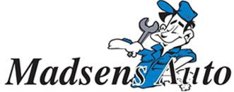 Madsens Auto logo