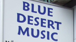 Blue Desert Music