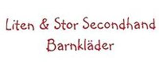 Liten & Stor Secondhand Barnkläder logo