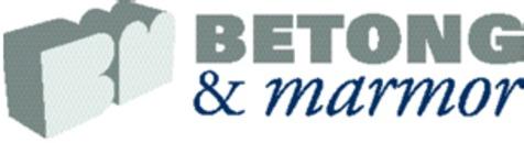 Betong & Marmor AB logo