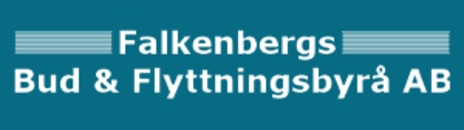 Falkenbergs Bud & Flyttningsbyrå AB logo