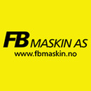 FB Maskin AS logo