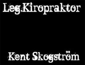 Leg.Kiropraktor Kent Skogström logo