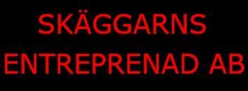 Skäggarns Entreprenad AB logo