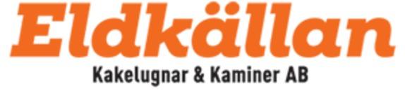 Eldkällan Kakelugnar & Kaminer AB logo