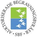 Vadstena Begravningsbyrå logo