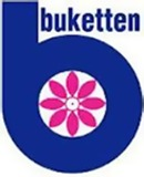 Buketten, Birsta City logo