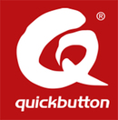 Quickbutton Badges AB logo