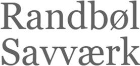 Randbøl Savværk ApS logo