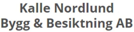Kalle Nordlund Bygg & Besiktning AB logo