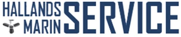 Hallands Marinservice logo