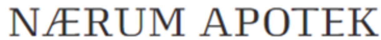 Nærum Apotek logo