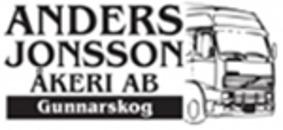 Anders Jonsson Åkeri AB logo