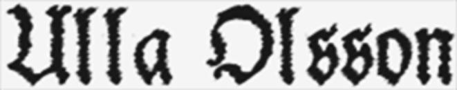 Ulla Olsson Iguana Musik logo