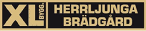XL-BYGG Herrljunga Brädgård AB logo
