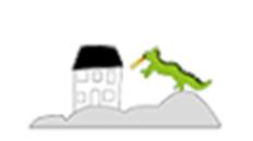 Drakbergsskolan logo