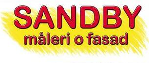 Sandby Måleri & Fasad AB logo