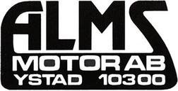 Alms Motor AB logo
