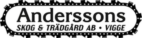 Anderssons Skog och Trädgård i Vigge AB logo