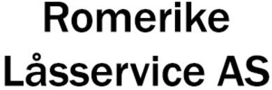 Romerike Låsservice AS logo
